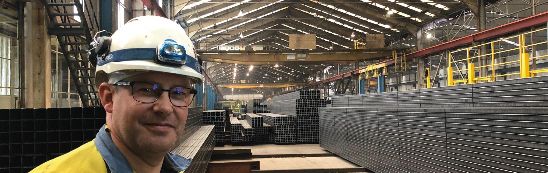 Jos Berg Tata Steel Nederland Tubes bv