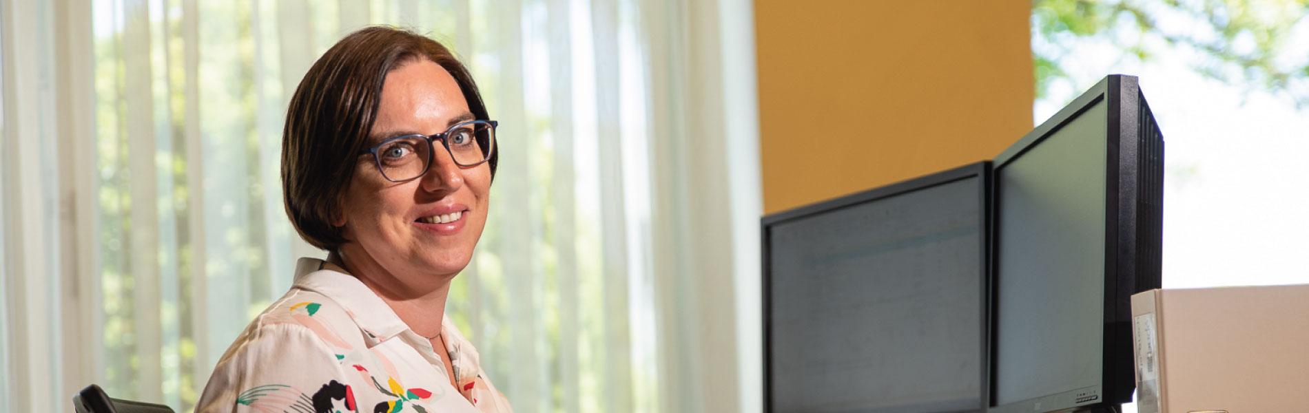 Kim Breuls - Evers officemedewerkster inkoop
